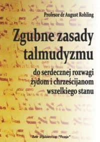 Zgubne zasady talmudyzmu
