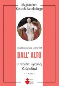 Dall` alto o wojnie wydanej Kościołowi