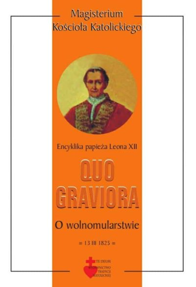 O wolnomularstwie Quo graviora