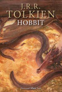 hobbit wersja ilustrowana