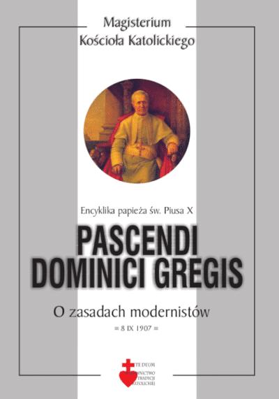 pascendi dominici gregis